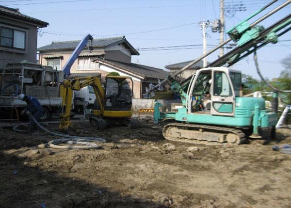 新築工事施工事例